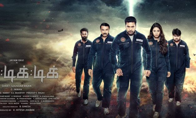 Watch Official Trailer of India's First Space Film 'Tik Tik Tik' | Space Film in Tamil