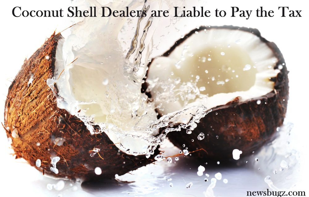 Coconut shell dealers may Split under GST regime | Tax does not cover Raw Material Suppliers and Buyers