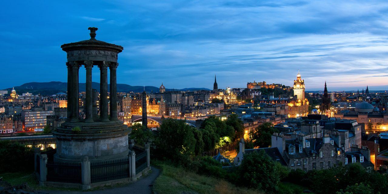 Police hunt for Fake Taxi Attacker in Edinburgh