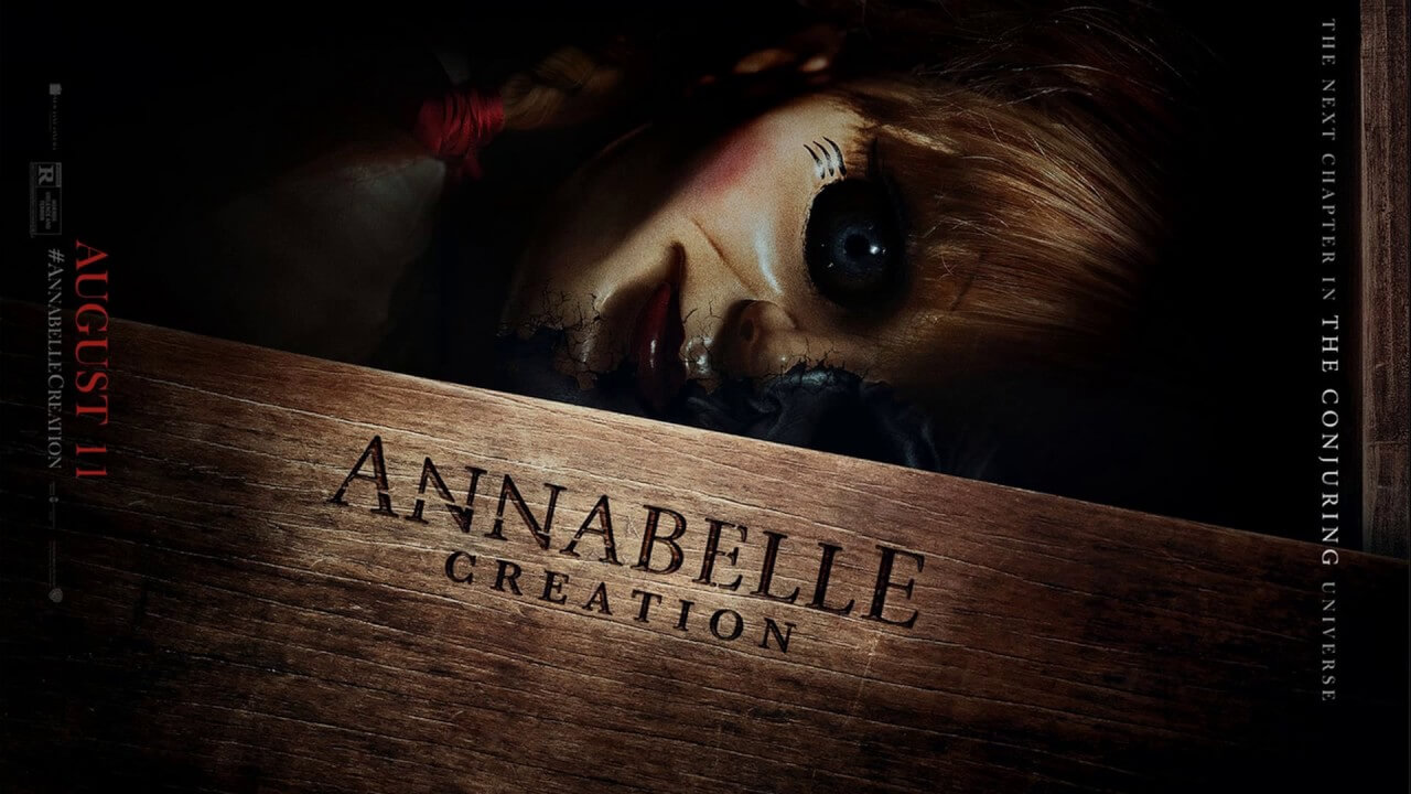 Annabelle Creation Movie 2017 Review
