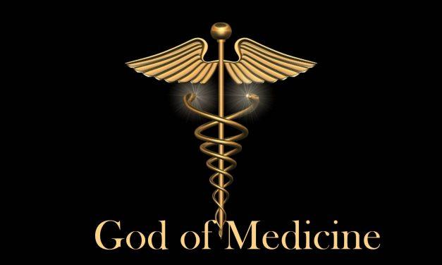 God of Medicine   Asclepius