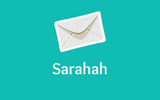 Sarahah App, The Internet's Current Trend | What is it, How to Download and Register