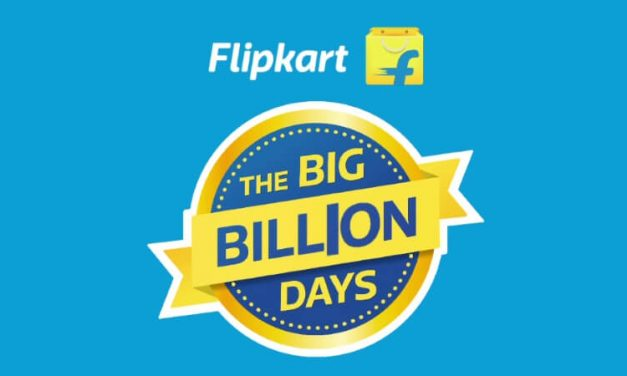 Flipkart Big Billion Day Sale: Big discounts on Home Appliances, Smartphones, Laptops