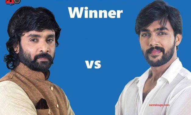 Aarav wins Bigg Boss Tamil Season 1