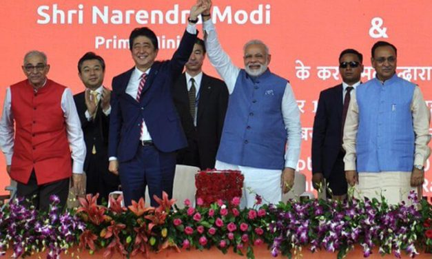 Bullet Train Project Launched in India | Rs. 88,000 crore loan from Japan