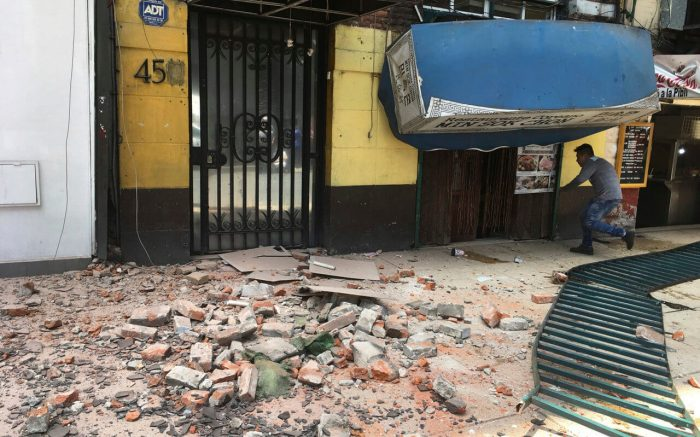 Powerful Earthquake killed 90 people in the country's south