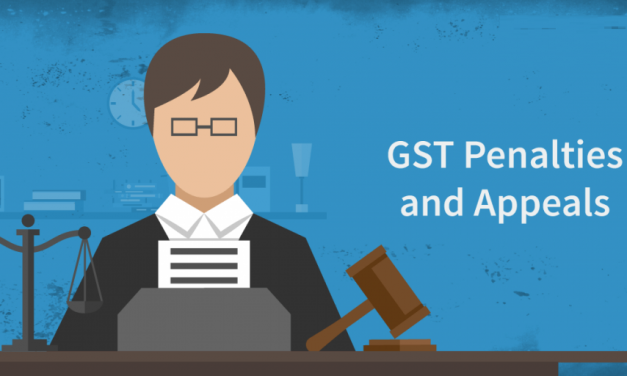 GST Penalty: Taxmen Slap Huge penalty to Check Evasion of GST