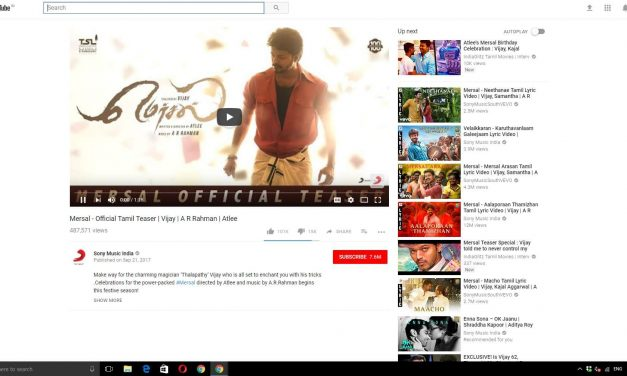Vijay's Mersal Official Teaser slashing records | Vijay 61 | Atlee | Samantha | Kaajal