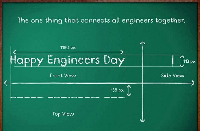 49th anniversary of the National Engineers' day