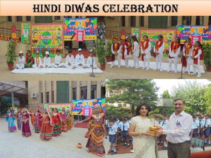 Hindi Diwas Celebration