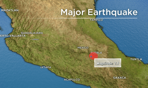 Mexico Earthquake | At least 149 People killed by 7.1 Magnitude Quake