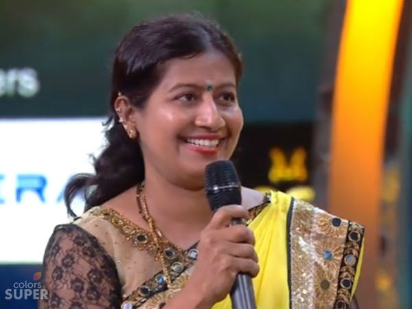 Suma Rajkumar (Bigg Boss) Biography