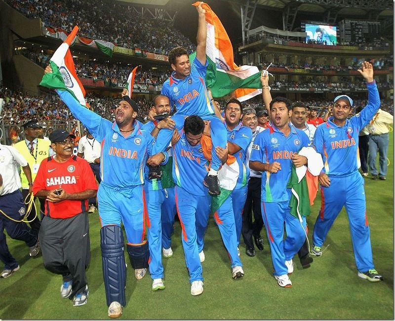 Emotional Moments in Indian Cricket History