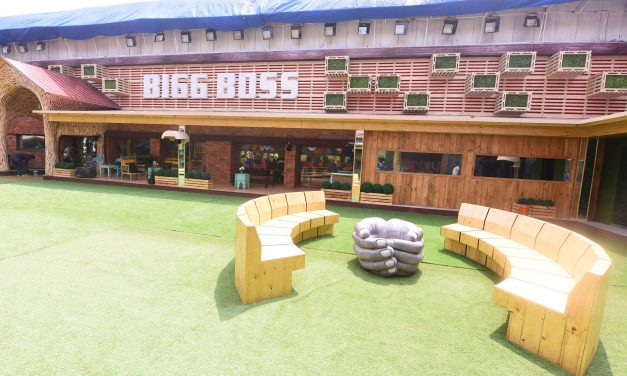 Colors TV Bigg Boss 11 House Interior Designs and Images