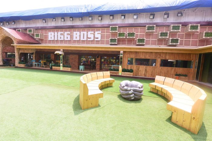 Grand Area of Colors TV Bigg Boss 11 House