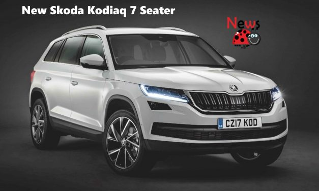 New Skoda Kodiaq 7 Seater launched in India