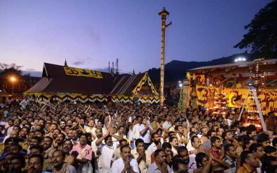 Women's entry in Sabarimala: A 5-Judge Constitutional Bench to Decide