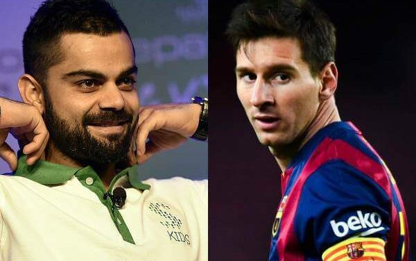 Forbes List: Virat Kohli Overtakes Lionel Messi on Forbes List by $1 million of Most Valuable Brands