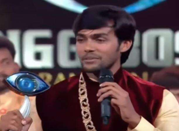 Aarav Wins Bigg Boss Season 1