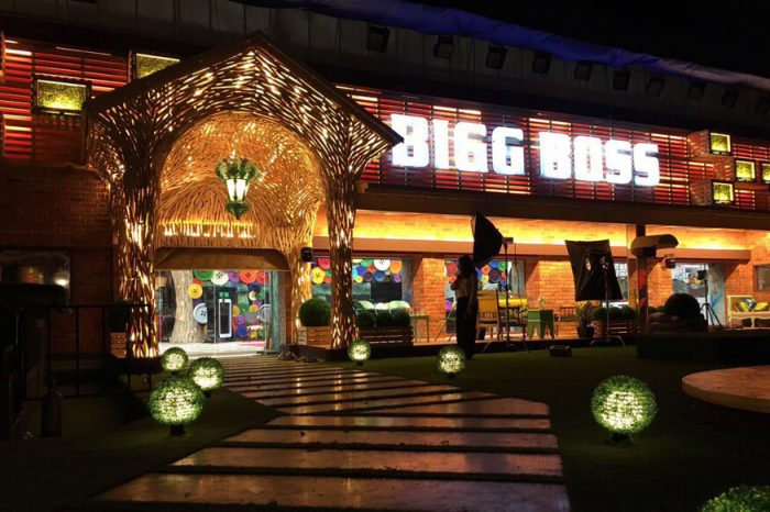Entrance of Colors TV Bigg Boss 11 House