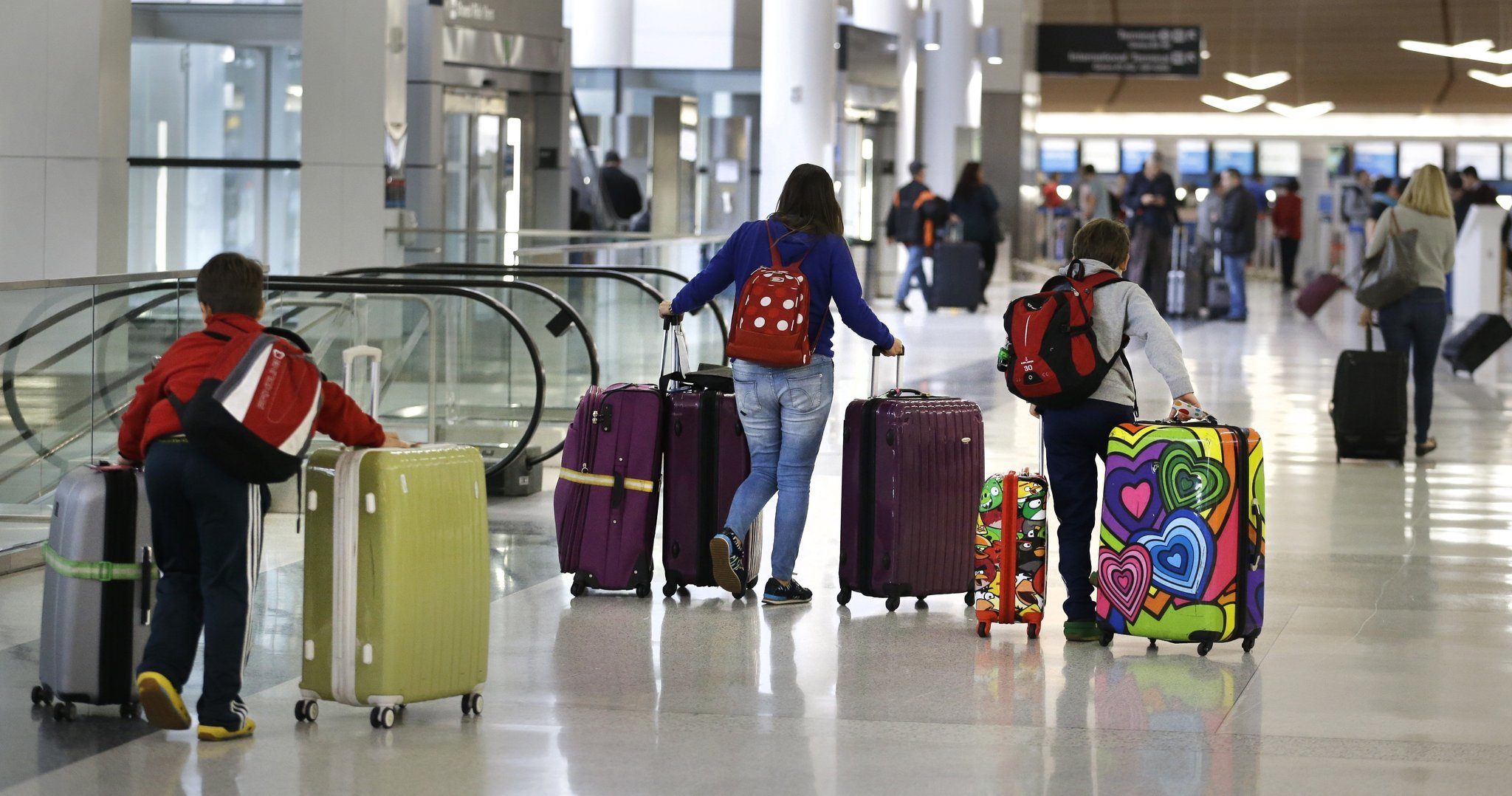 Laptops May Soon Be Banned from Check-In Luggage