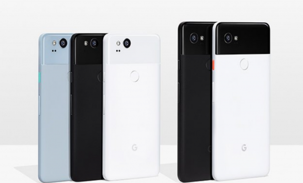 Google Pixel 2 and Pixel 2 XL Launched | Exclusive first look at the Google Pixel 2 and 2 XL