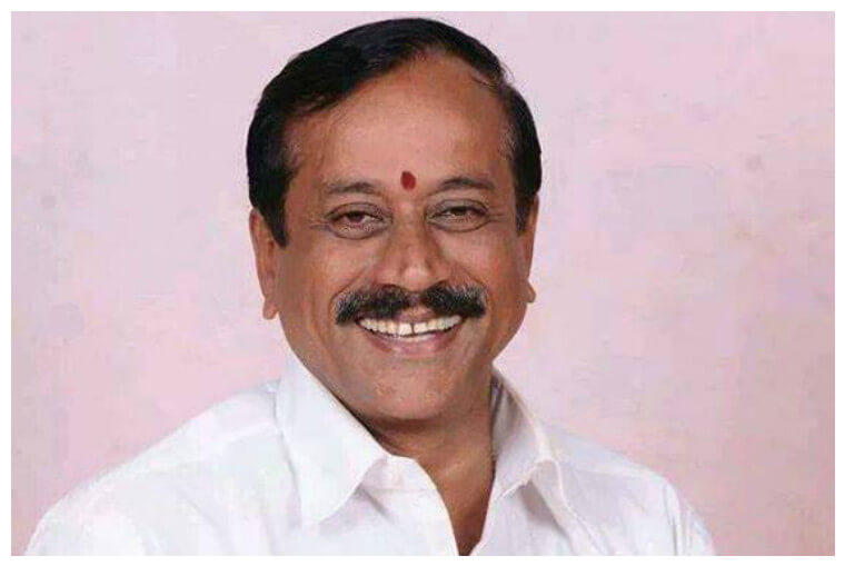 H Raja (Politician) Biography