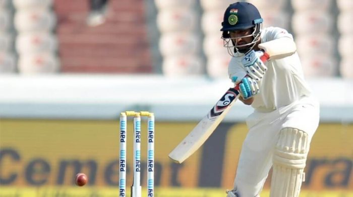 Cheteshwar Pujara Becomes Third Indian to Bat on all 5 days of a Test Match