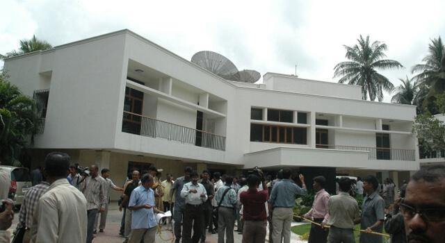 Jayalalithaa's Poes Garden Residence
