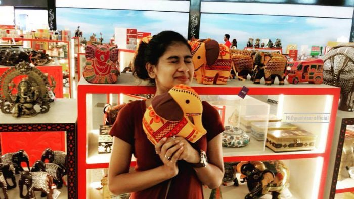 Nithyashree Venkataramanan Images