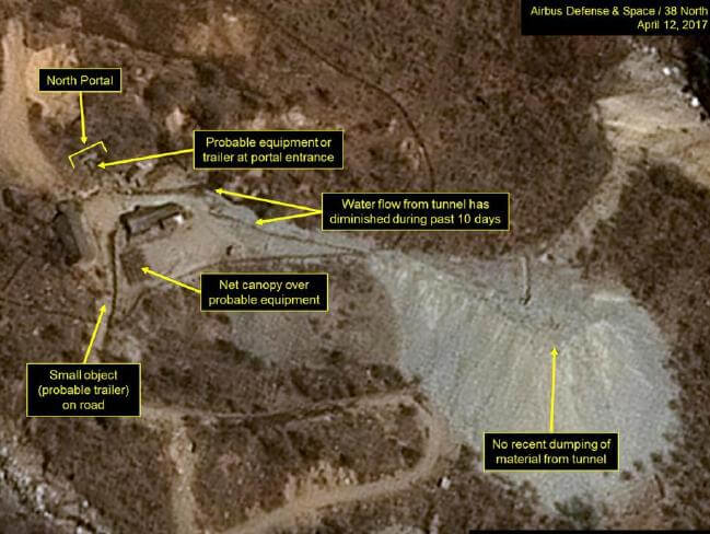 200 dead in North Korea After Tunnel Collapses in Nuclear Test Site