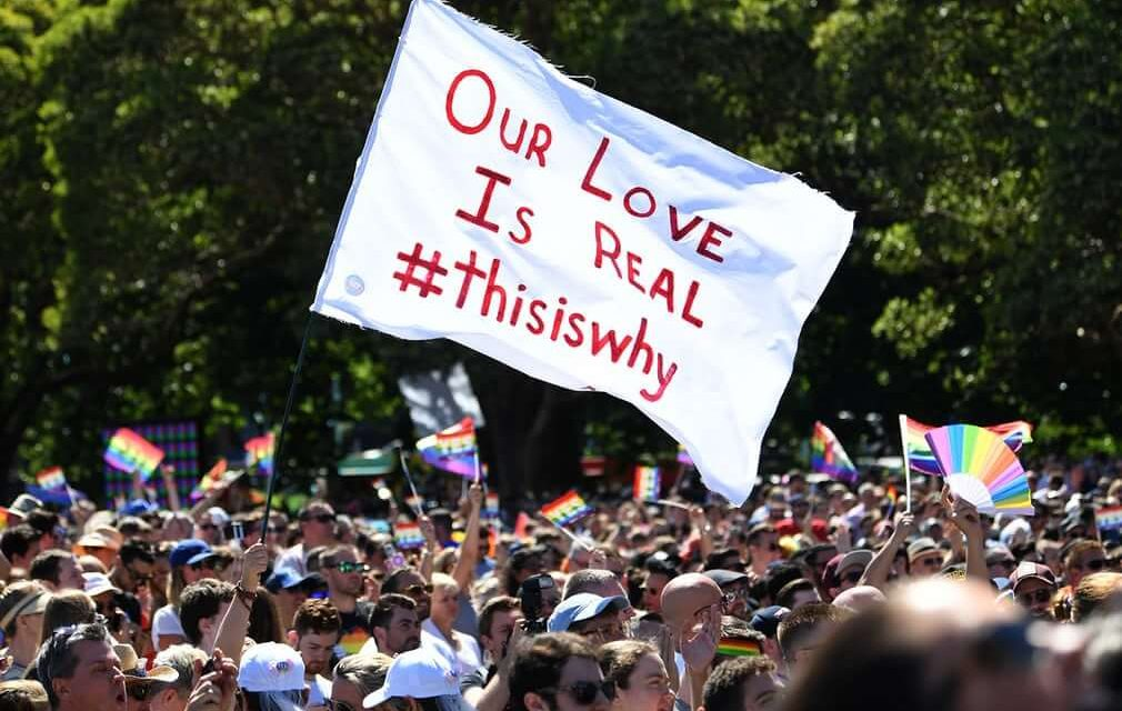 Australia Votes 'Yes' In Favor Of Same-Sex Marriage | Citizens Celebrates with Tears and Cheers