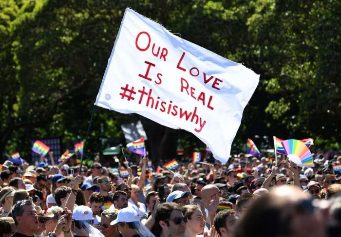 Australia Votes 'Yes' In Favor Of Same-Sex Marriage