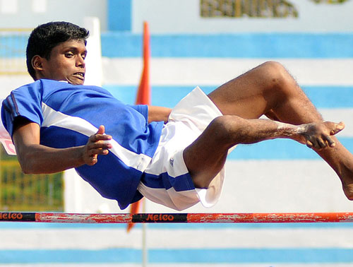 Mariyappan Thangavelu Career