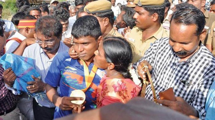 Mariyappan Thangavelu Biography