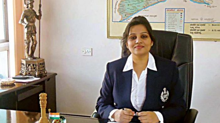 D. Roopa IPS Profile and Career