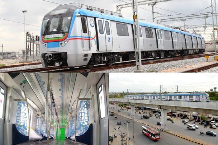 Hyderabad Metro Rail   World's Largest Public-Private Partnership Project