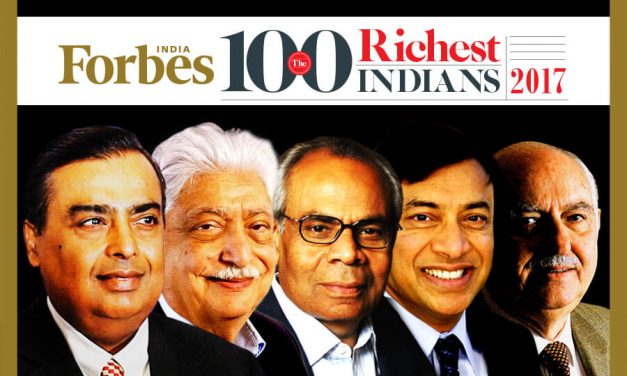 Asia's Richest Families Forbes List 2017 | India has Most Families on Forbes Asia Rich List at 18
