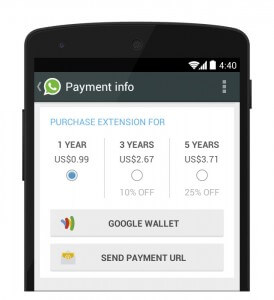 WhatsApp Pay in final testing stage