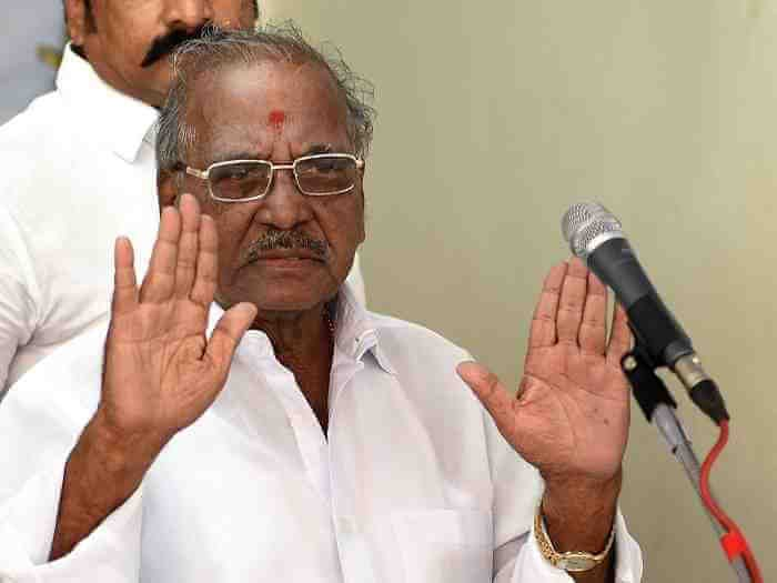 AIADMK (EPS-OPS Faction) - RK Nagar by-election Candidate E. Madhusudhanan