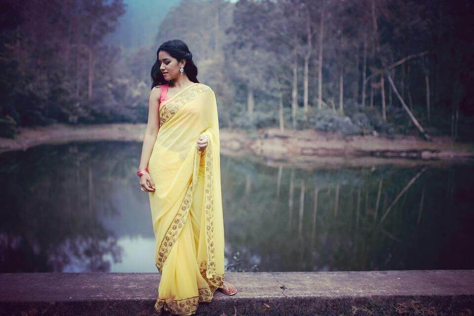 Mirnalini Ravi Wiki