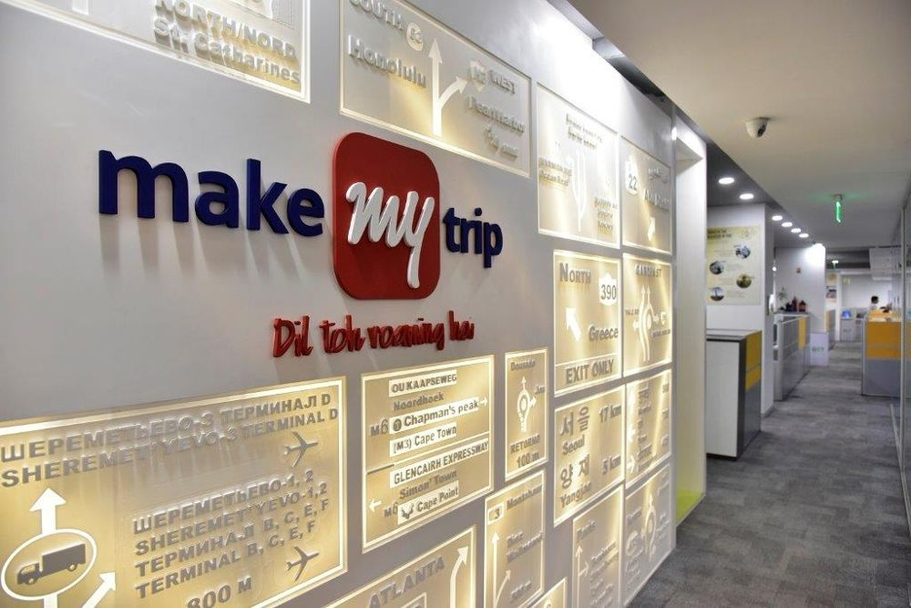 how to use make my trip