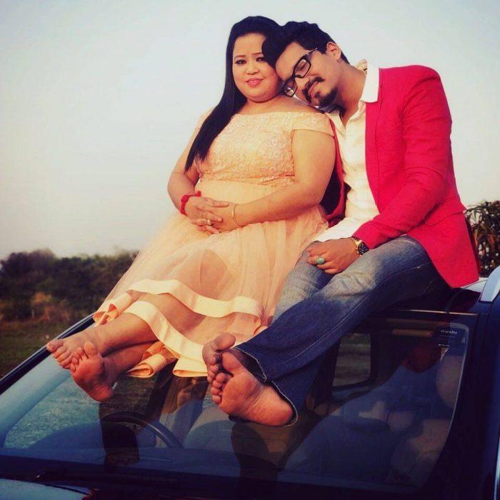 Harsh Limbachiyaa and Bharti Singh Wedding Photos