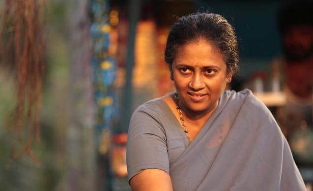 Lakshmy Ramakrishnan Acting Career