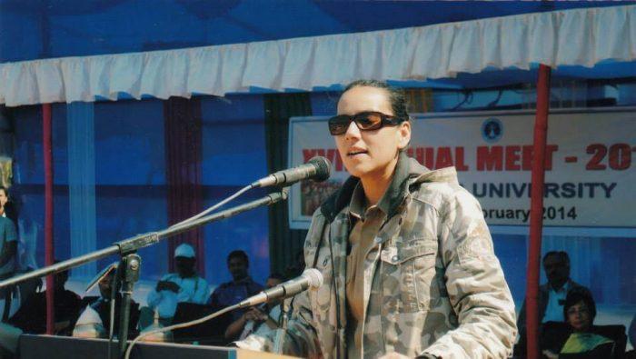 Sanjukta Parashar Images