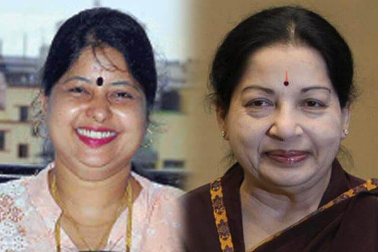 Jayalalithaa daughter Amrutha