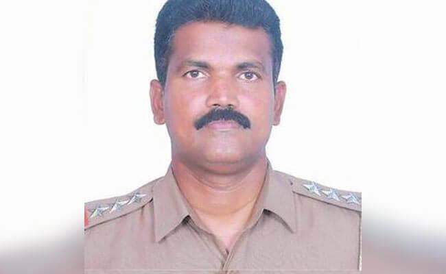 Chennai Police Inspector Shot Dead