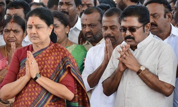 T. T. V. Dhinakaran Political Life