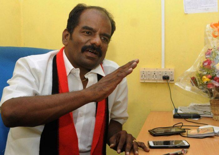 DMK Candidate Marudhu Ganesh