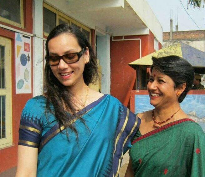 Sanjukta Parashar Profile